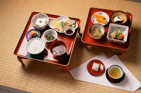 46251680 - shojin cuisine